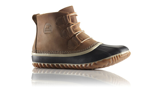 Sorel W's Out'n About Leather Shoes Elk
